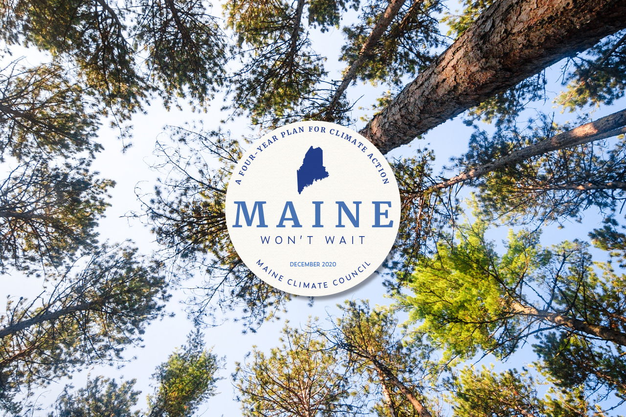 Maine Won't Wait